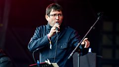 Paul Heaton and Jacqui Abbott - Glastonbury 2016 Highlights