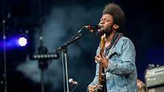 Michael Kiwanuka - Glastonbury 2016 Highlights