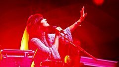 Bat For Lashes - Glastonbury 2016 Highlights