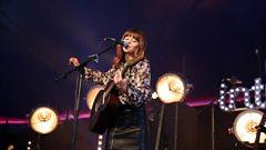 Gabrielle Aplin (BBC Introducing Surprise Set at Glastonbury 2016)