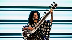 Anoushka Shankar - Glastonbury 2016 Highlights
