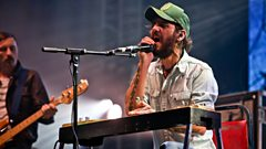 Band of Horses - Glastonbury 2016 Highlights
