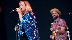 Quantic All Stars - Glastonbury 2016 Highlights