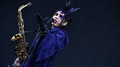 PJ Harvey - Glastonbury 2016 Highlights