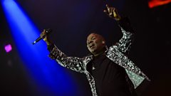 'We didn't know it was going to be mudville!' Earth, Wind and Fire look over Glastonbury 2016