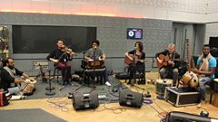 Listen to Ghazalaw in session for World on 3