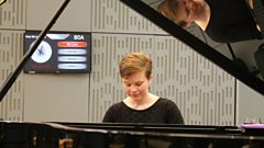 Clare Hammond plays Medtner live on In Tune