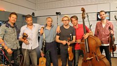 Bjarte Eike and Barokksolistene play Raggle Taggle Gypsy O, live on In Tune