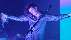 'I had to kiss him a lot, I think it must have been intense for him. I quite enjoyed it!' - Matty Healy on The 1975's new video