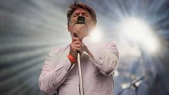 LCD Soundsystem's James Murphy talks working with Arcade Fire