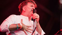 How James Murphy overcame his musical insecurities