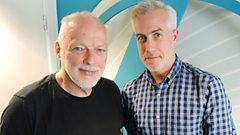 [LISTEN] The full David Gilmour chat with BBC 6Music's Matt Everitt