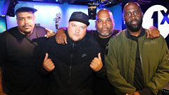 'These young brothers & sisters teach us. We try to be students, when you catch new stuff you study it' - De La Soul