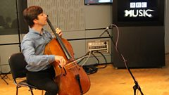 In Tune Sessions: watch cellist Guy Johnston play Fauré