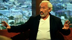 Proms interval talk: Simon Callow reads from the German Romantics