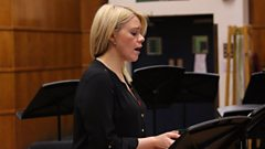Kathryn Rudge sings Schubert