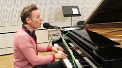 The brilliant Joe Stilgoe plays a mega movie medley live on In Tune