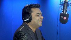 AR Rahman does Desioke