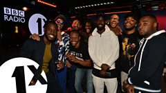 Ghetts and Friends - 60 Minutes live