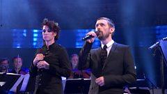 Bowie: Station To Station (arr. s t a r g a z e) with Neil Hannon, Amanda Palmer