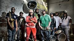 Hot 8 Brass Band: The Joy of Brass