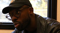 'Just be yourself,' says Ghostpoet