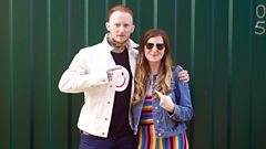 Interview with Frank Carter