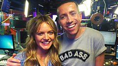 'Hi this is Chris Martin from the British band Coldplay' - Tove Lo on her very cool email inbox!