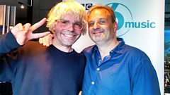 'It's a quest' Tim Burgess on the hunt for vinyl