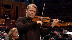 BBC Proms - Pyotr Ilyich Tchaikovsky: Violin Concerto in D major, Op 35