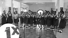 Bob Marley 'No Woman No Cry' St. Andrew School Choir