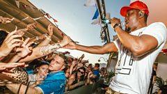 Radio 1 Live Music - Dizzee Rascal in Ibiza