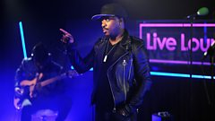 Anthony Hamilton - Amen in the 1Xtra Live Lounge