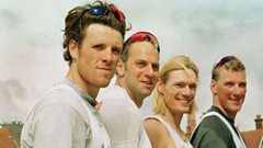 James Cracknell's motivational tunes