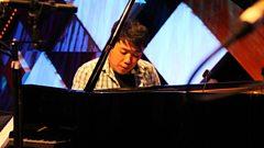 Live from Edinburgh's Big Blue Tent: George Li plays Liszt