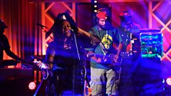 Live Lounge - Soul II Soul