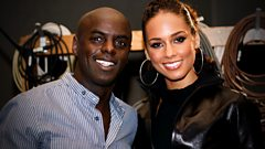 RnB Archives: 2003 - Trevor Nelson & Alicia Keys