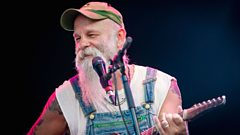 "Seasick Steve: ""I'm having Carfest withdrawal symptoms!"""