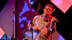 Alastair Savage Live at Edinburgh Festival