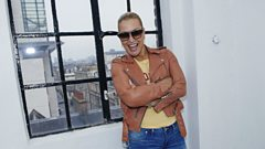 "Anastacia: ""I did it because I wanted to challenge myself on something that had nothing to do with the hospital!"""