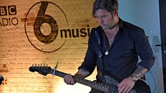 Watch Ed Harcourt perform his astoundingly brilliant new single Furnaces in the 6 Music Live Room.