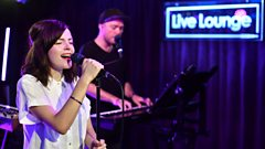 Live Lounge - Chvrches ft. Clara Amfo