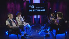[LISTEN] The Exchange with Matty from The 1975, Laurie from Slaves & Little Simz