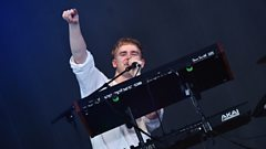 Reading and Leeds Festival - Mura Masa