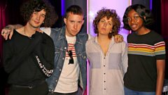 Annie Mac - The Exchange, with Matty, Laurie and Simz