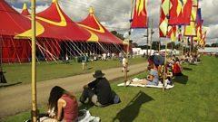 Shrewsbury Folk Festival: Video tour