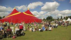 Shrewsbury Folk Festival 2016