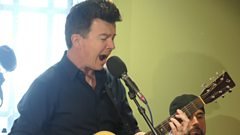 Rick Astley Live in Session