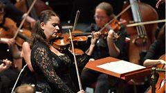 Wolfgang Amadeus Mozart: Violin Concerto No 5 in A major, K219 'Turkish'