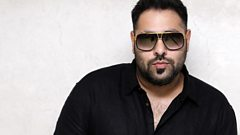 Badshah reveals to Yasser some more big news about what he's got coming up!